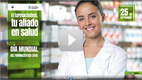 Día Mundial del Farmacéutico 2017