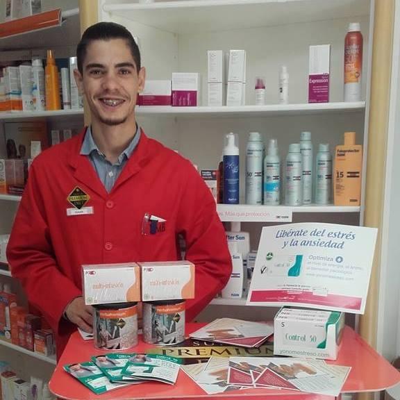 Visita quincenal de Édgar Vargas, nutricionista de Nutricion Center