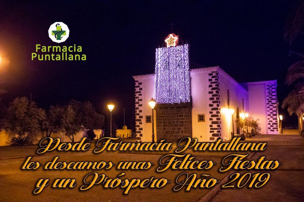 Felicitación Navideña 2018-2019